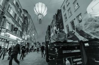 Soho Lantern