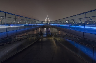 Lines to St Paul's